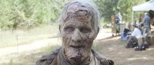 Scott Ian on the Walking Dead
