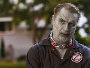 Zombie bill connolly